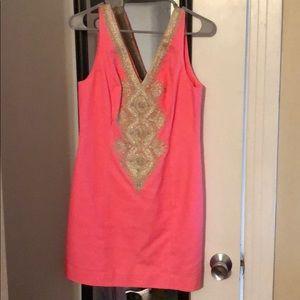 Pink Lily Pulitzer Dress!!!